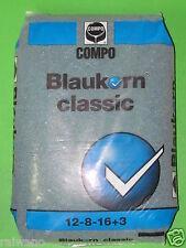 25 kg Compo Blaukorn Classic NPK Volldünger 12-8-16+3 Blitzversand per DHL-Paket