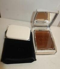 Dior Diorskin Nude Natural Glow Crème Gel Compact Gel Foundation dark BROWN 070