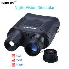BOBLOV Day & Night Vision Infrared 7x31 Zoom Binocular Telescope 400M Fr Outdoor