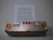 Hughes Q Band Phase Locked Transceiver .5 watt output @ 47 GHz