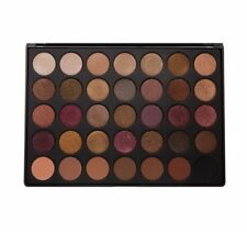 35F EYESHADOW PALETTE  35 COLOR 35F MORPHE BRUSHES SHADOW NATURE GLOW