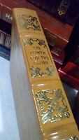 THE POWER AND THE GLORY by Graham Greene - Easton Press Leather Collector's Ed