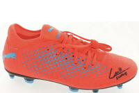 Luis Suarez Autographed Soccer Cleat -- Signed football boot -- Beckett COA