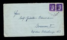 Germany WWII COLLECTION Covers with Contents & Postcards All Danzig 1943-1944 7n