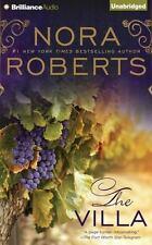 "Nora Roberts audio Book "" the Villa"""