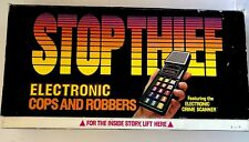 Parker Bros STOP THIEF 1979 Electronic COPS And ROBBERS GAME #3500 Box 100%