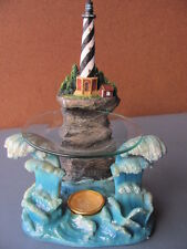 Lighthouse Oil/Tart Burner New in Box