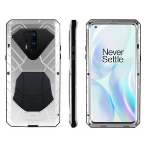 iMATCH Shockproof Outdoor Metal TPU Case for OnePlus 9/Pro/9R/Nord/N10/100