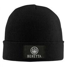 BERETTA Logo Auto Sport Car Cuffed Plain cap