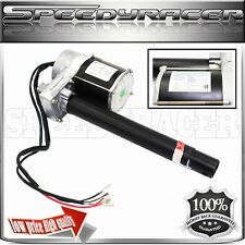 """8""""Stroke Linear Actuator Output DC 120V 880lbs Max Lift for Boat CAR 4 MM/S SPD"""