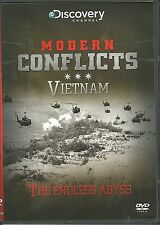THE ENDLESS ABYSS VIETNAM DVD - MODERN CONFLICTS