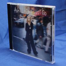 Avril Lavigne - Let Go - música cd álbum
