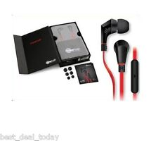 Noisehush NX80 Premium Stereo Earphones Headset 3.5MM NX-80 For Iphone 4S 4 Ipod