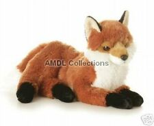 "12"" Fiona the Red Fox Plush Stuffed Animal Toy"