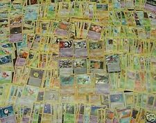 Collector's Cache SPECIAL -- 500 Pokemon Cards with holos BULK COLLECTION LOT!