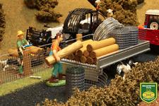 Maleza Toys 1:32 escala Hazlo tú mismo Stock Esgrima Pack BT3001 (MIB)