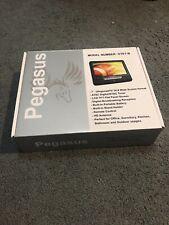 """Pegasus 7"""" LCD TV ATSC Digital Tuner Model ST07-B NIB w Remote"""