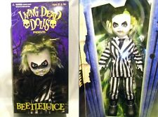 Beetlejuice Living Dead Doll Beetlejuice Gifts Horror Scary Gifts