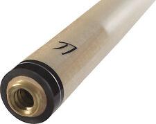 """Katana 1 30-inch Pool Cue Shaft 12.5mm Uni-Loc ® w/ Silver Ring Uniloc 30"""""""