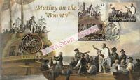 "PNC Australia 2019 Mutiny on the ""Bounty"" RAM $1 Commemorative Coin L/E 6000"