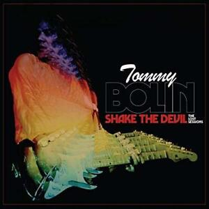 Tommy Bolin - Shake The Devil - The Lost Sessions (NEW CD)