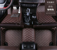 Car floor mats For Mercedes benz ML350 GLK250 GLA GL CLA CLS CLK SLK GLE GLC GLS