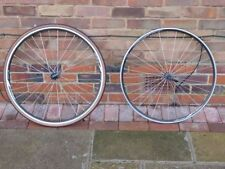 Aluminium Alexrims Presta Bicycle Wheelsets (Front & Rear)
