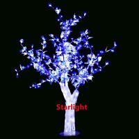 5ft Cherry Blossom LED Artificial Tree Light Christmas Wedding Home Decoration
