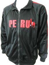Tuki Art Peru Llama Jacket FREE FAST SHIPPING XL