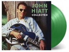 John Hiatt – Collected Numbered  Green VINYL LP NEW!