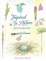 Inspired by Nature Sketchbook, Paperback by Bastin, Marjolein, Like New Used,...
