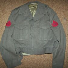CANADIAN IKE JACKET, ROYAL CANADIAN ARMY CADETS, CANADIAN ISSUE *NICE*