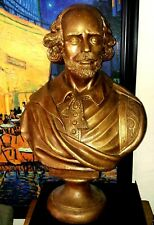 """William Shakespeare bust 30"""" English from Series of Unfortunate Events"""