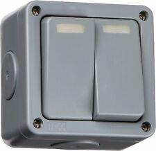 Knightsbridge IP665G 230V Remote Switch Box