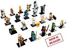 Lego Minifigures Ninjago Movie Series 71019 No Duplicates Guaranteed