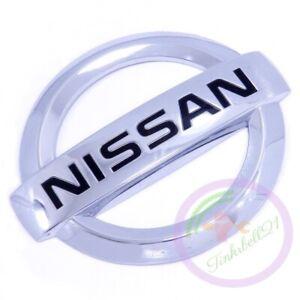 12-19 Nissan NV 1500 2500 3500 Van Rear Door Emblem Logo nameplate Badge OEM 16