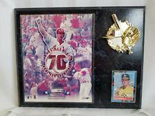Mark McGwire 1B Rookie Baseball Card Home Run Limited Collector Cards Donruss