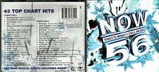Now That's What I Call Music 56, 2Cd, 43 songs, excellent