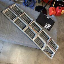 81-82 GMC Grille OEM C1500 JIMMY SUBURBAN  K1500 WITH BADGE CHROME K2500 C20 NOS