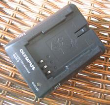 Genuine Original Olympus BCM-2 PS-BLM1 Battery Charger for E-300  E-500 Camera