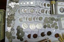 GOLD, PCGS, SILVER BULLION & COINS, NOTES, ESTATE, HOARD, 11 Items Plus Bonus!!!