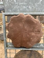 Rustic Log garden stepping stones 450mm