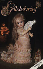 Gildebrief 4/2006 Dollmaking Antique Dress Patterns Knitting, Phenix Bebe Pouty