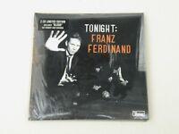 FRANZ FERDINAND - TONIGHT - DELUXE EDITION 2 CD - DIGIPAK 2009 - NEW - VR -DPGT