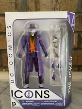 DC Icons Joker Death in the Family Action Figure Sealed New RARE VHTF