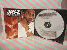 JAY-Z The City Is Mine(featuring Blackstreet) CD