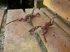 Vintage ATLANTIC 1:32 lot de 2 plongeurs homme grenouille très bon état