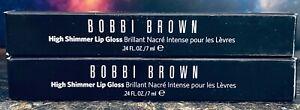 "Bobbi Brown - High Shimmer Lip Gloss - ""Plum Gold 9"" - Size: 7ml/0.24 FL OZ"