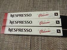 30 NESPRESSO Kapseln Variation 2015 Palermo Limited Edition Neu OVP