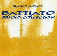 2CD Franco Battiato ‎– Battiato Studio Collection ITALY 2008